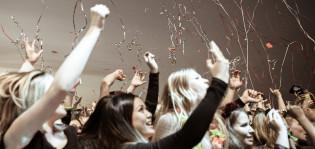 David Guetta villitsi yleisönsä